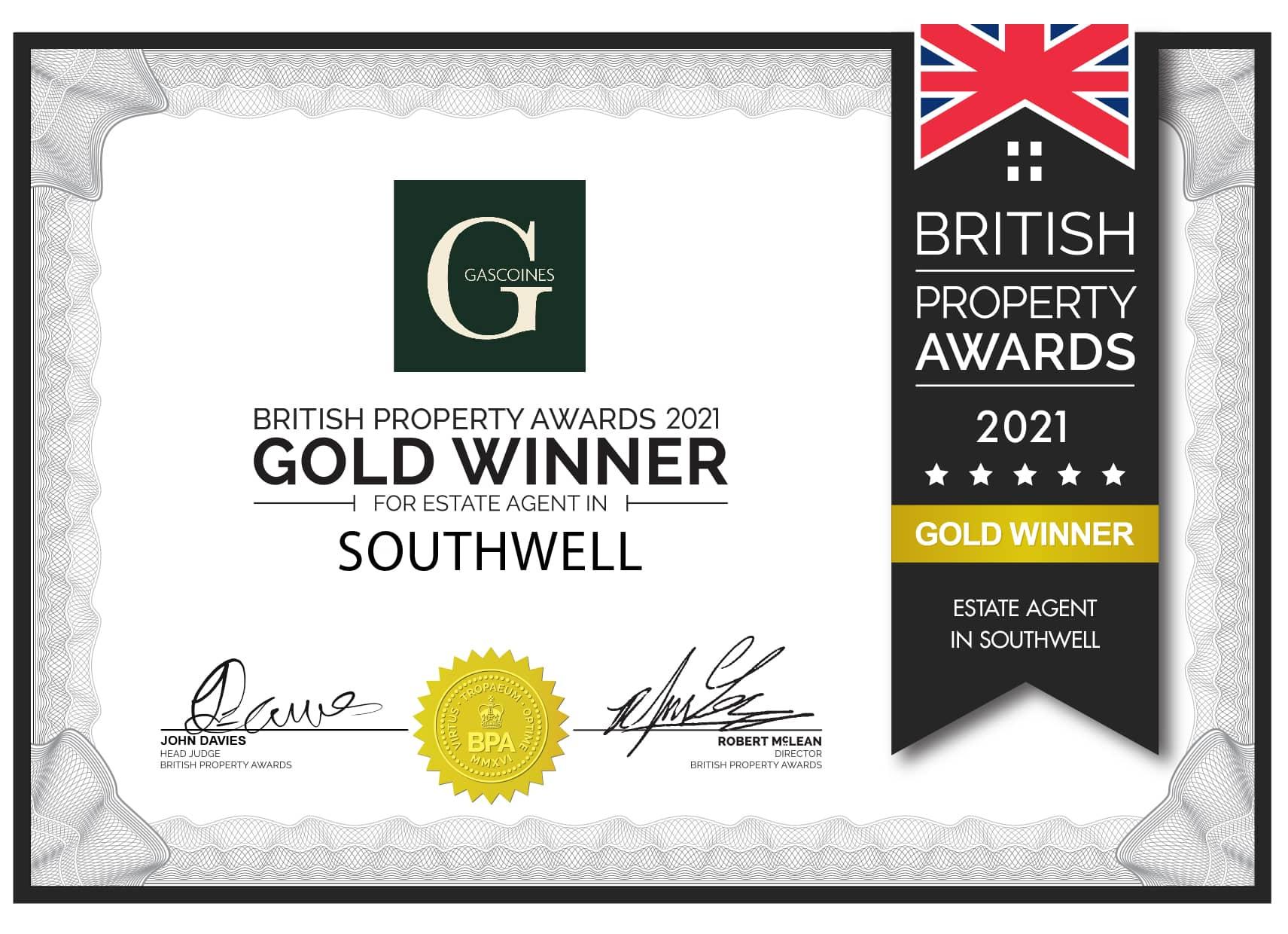 British Property Awards 2021